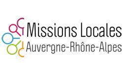 Missions locales Auvergne-Rhône-Alpes